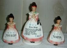 Prayer Lady napkin & s p set 1-220x157
