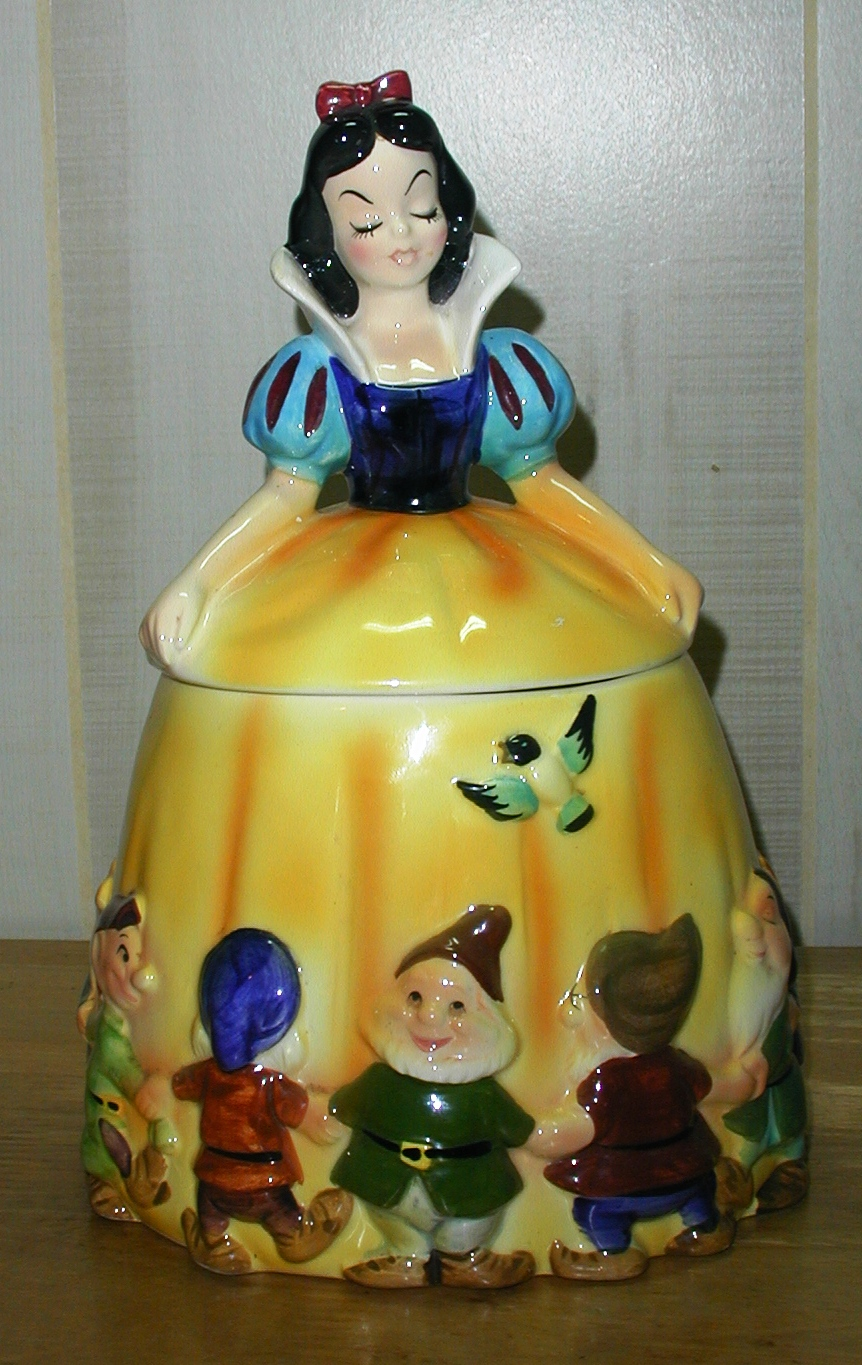 Snow White Amp The Seven Dwarfs By Enesco Collector Cookie