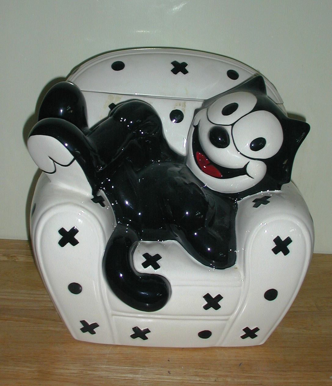 Felix The Cat By Clay Art Collector Cookie Jar Collector